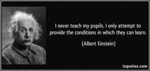 Einstein qhote
